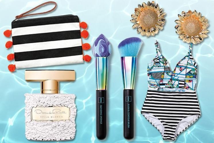 Cute cossies and next-level make-up brushes – here's what we're lusting after this week