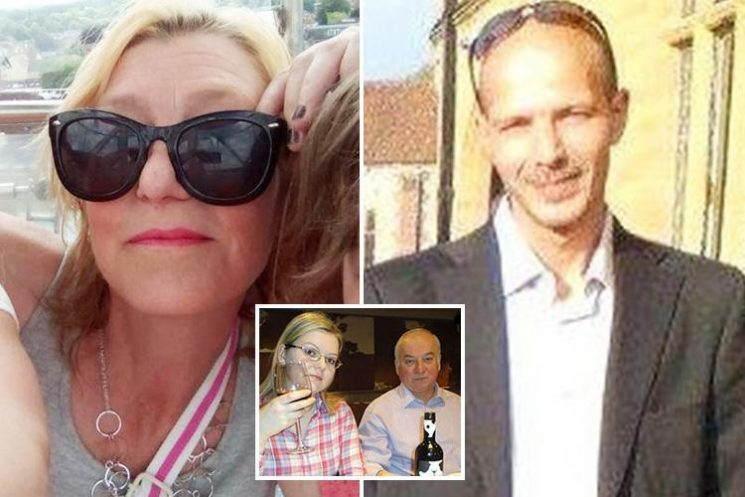 Novichok poisoning victim's mum's tribute as it's revealed pair were exposed to 'substantially higher' dose of nerve agent than Skripals