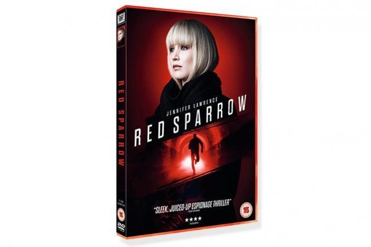 Win a copy of Red Sparrow on DVD in this week's Fabulous Magazine competition