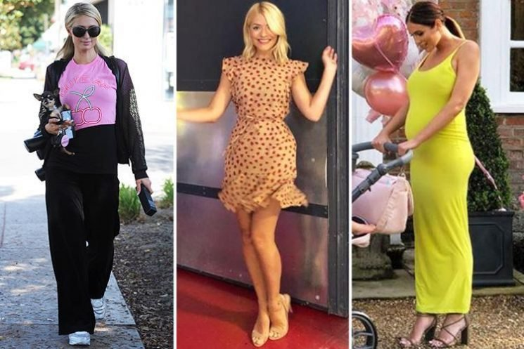 Holly Willoughby's flirty floral dress cost just £8… and here are 5 other celeb looks for under a tenner