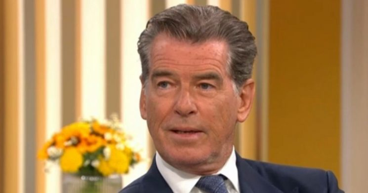 Pierce Brosnan accidentally lets slip massive Mamma Mia 2 spoiler