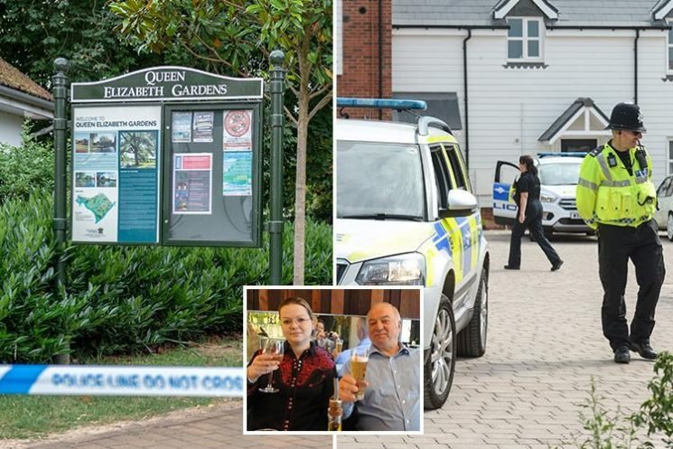 Were Amesbury couple found 'foaming at mouth' poisoned by leftover Novichok from Skripal nerve attack?