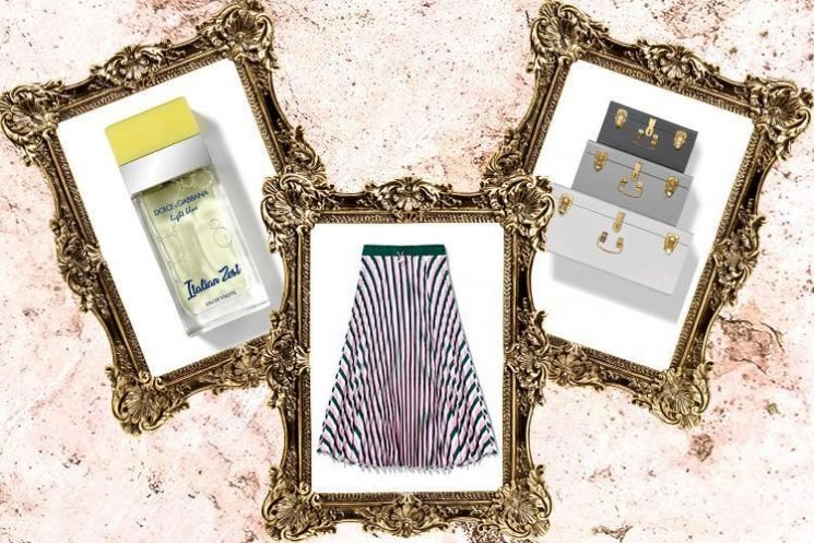 From shimmering highlighters to glittery lip balm, these are the summer accessories we've been lusting after this week…