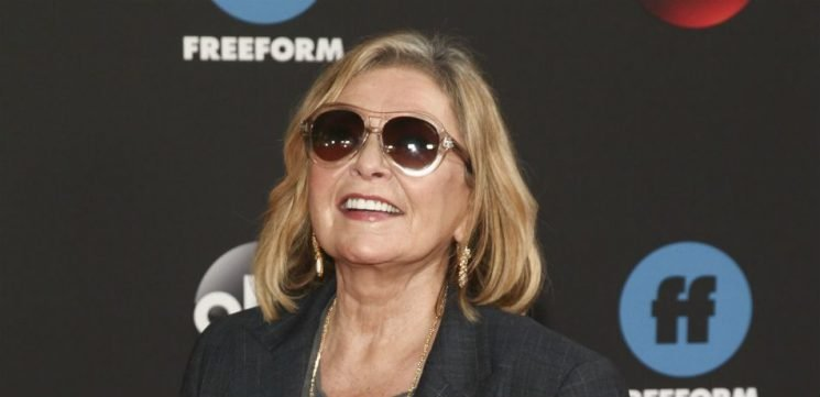 Roseanne Barr Unveils Signature Fragrance In Video Spoof Of Kim Kardashan's Perfume Line