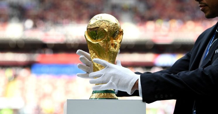 World Cup goal of the tournament announced