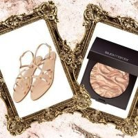 Laura Mercier highlighter and Accessorize sandals… here's what we're lusting after today