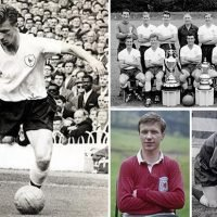 Tottenham Double-winning legend John White hits the silver screen after son Rob's quest