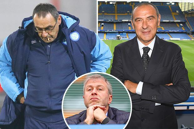 Chelsea news: Maurizio Sarri ordered to wear suits by Roman Abramovich and cut out dressing room fags