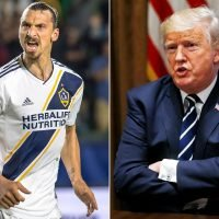 Zlatan Ibrahimovic says he would be US President if he joined LA Galaxy ten years ago