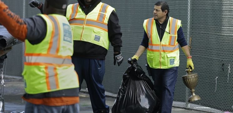 San Francisco Losing Its Lucrative Convention Industry Because Of Streets Filled With Needles And Feces