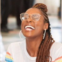 Issa Rae Wants To Change The Way Dark-Skinned Women Are Portrayed On Screen