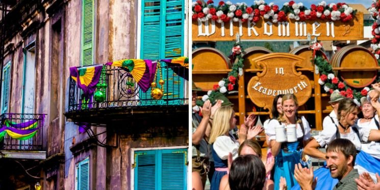 30 Cities In The US That Make Us Feel Like We're In Europe