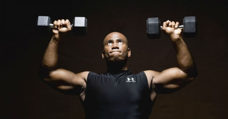 Change Your Workout And Get Perfect Shoulders