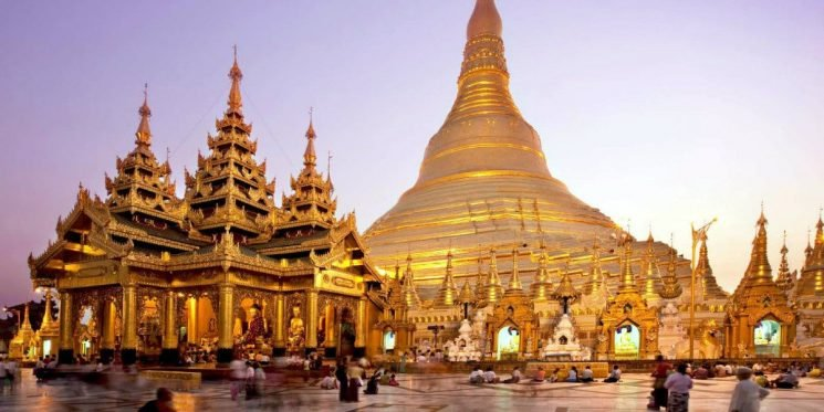 20 Buildings That Are Literally Made From Gold From All Around The World