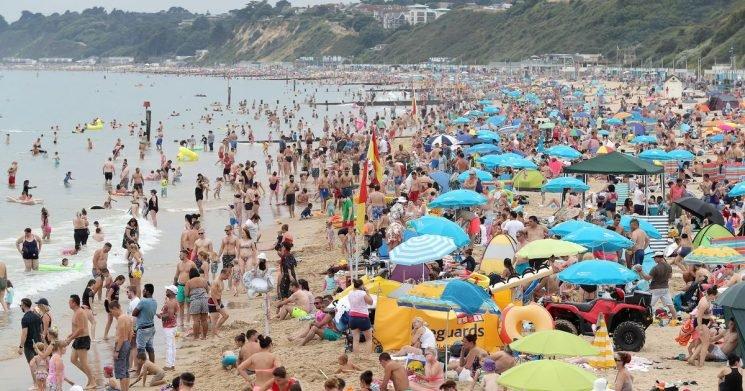Storm Chris set to dampen summer spirits bringing scorching heatwave to an end