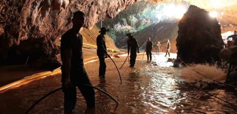 Thai Cave Rescue To Become A Feature Film