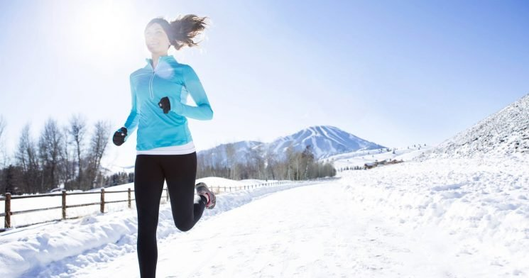 Cold Workouts Are The New & Better Way To Get Fit