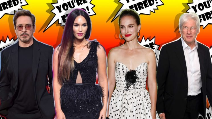 21 Times Celebrities Were Fired (but Didn't Let That Stop Them)