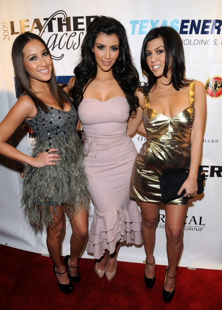 Kim Kardashian Made A Horror Movie With The Cheetah Girls In 2008 — This Is Not A Drill