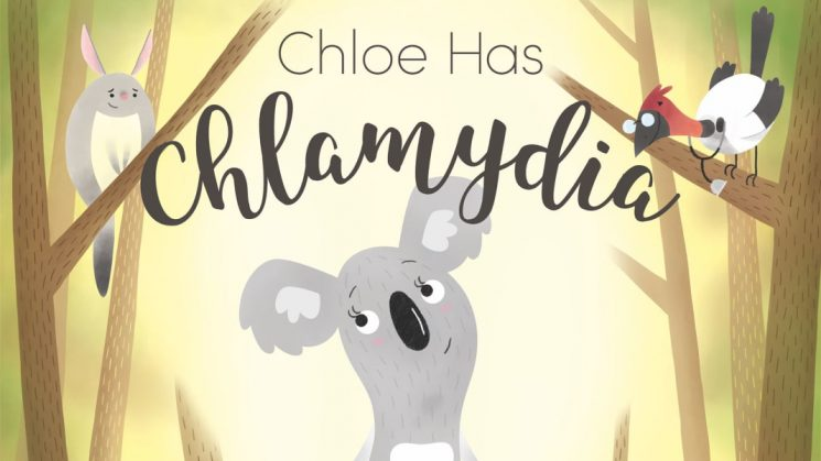 'Chloe Has Chlamydia' Is the Adult Sex Ed Picture Book You Didn't Know You Needed