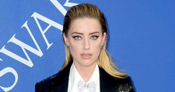 Amber Heard Responds to Criticism of Her 'Racist' ICE Tweet