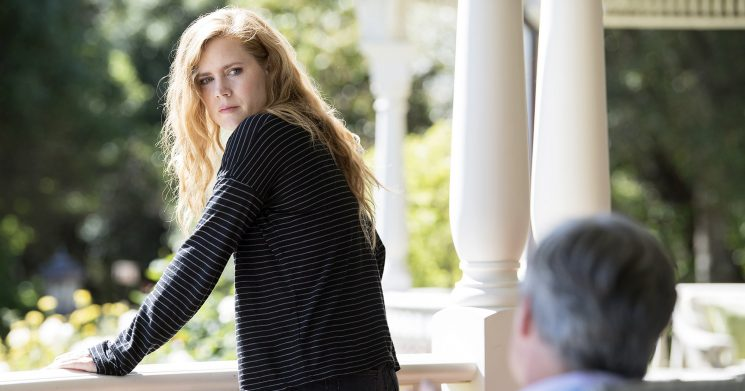 'Sharp Objects' Shows Amy Adams 'In All Her Dark Glory'
