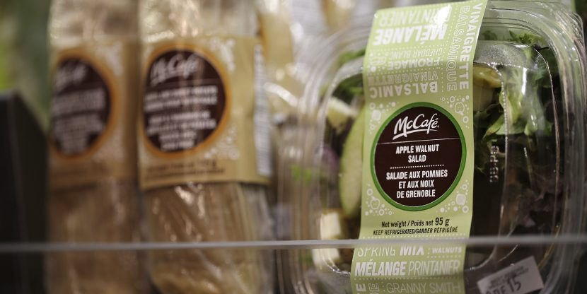 More Than 100 People Have Gotten Sick From a Parasite Linked to McDonald's Salads