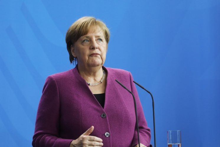 Angela Merkel won't pay the price to truly lead Europe