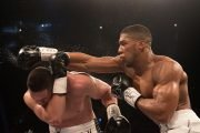 How to Train Like Heavyweight Boxing Champ Anthony Joshua