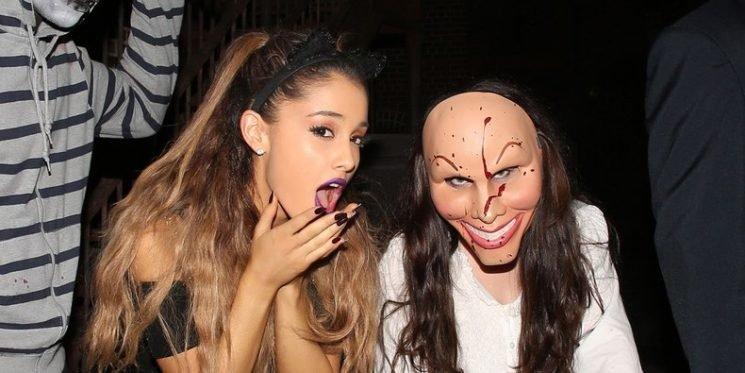 Ariana Grande's Childhood Was Beyond Goth