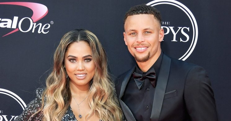 Ayesha Curry Shows Pic of 'Intimate Moment' With Baby No. 3