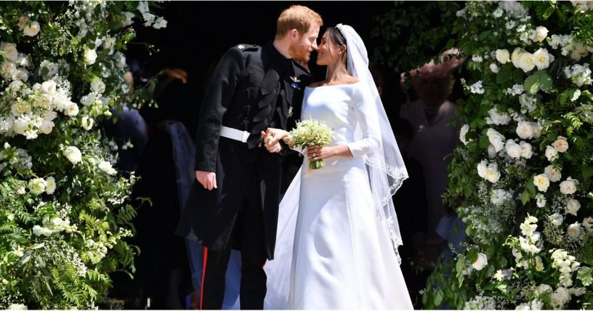 We Can't Help Falling in Love With the Modest Wedding Dresses These 15 Celebrities Wore