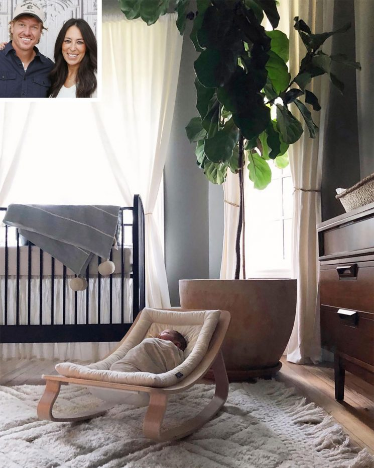 Shop the Cozy Baby Rocker Joanna Gaines Chose to Soothe Newborn Crew