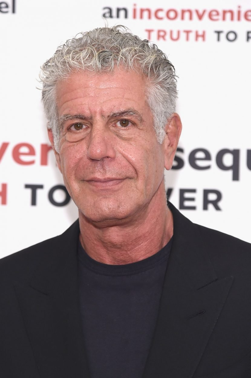 Anthony Bourdain Was Posthumously Nominated For An Emmy & It's So Bittersweet