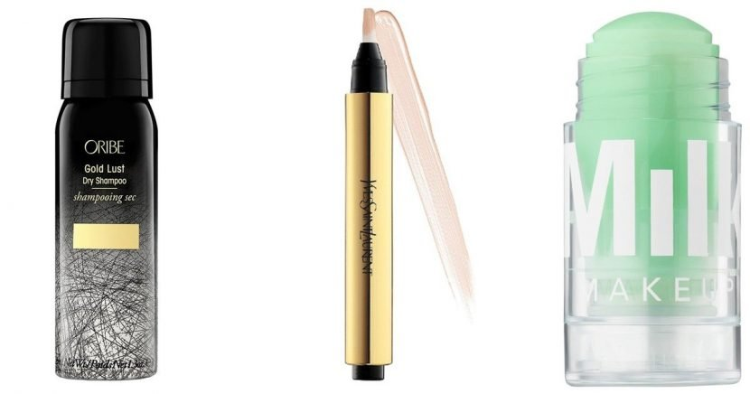 8 Beauty Products to Stash in Your Purse For Nights When You Might Get Lucky