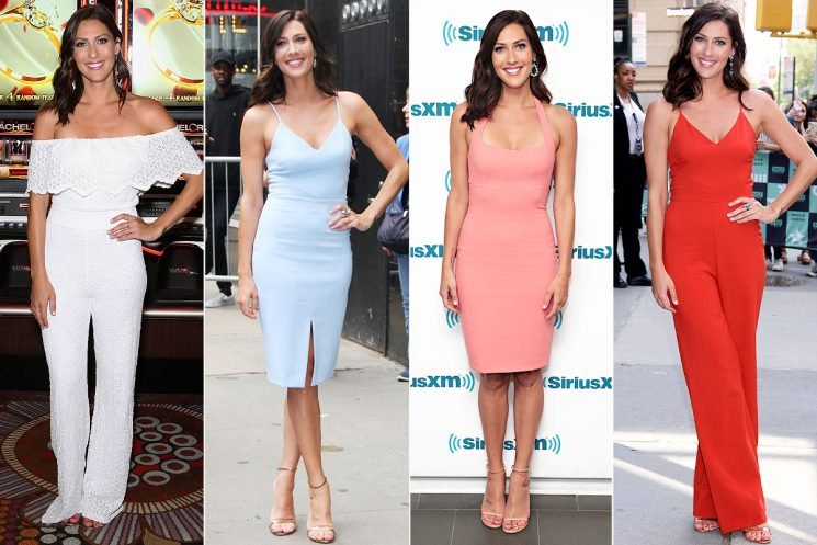5 Easy Summer Date-Night Outfits Inspired by The Bachelorette's Becca Kufrin