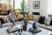 Queer Eye's Bobby Berk Shows Off the 'Homey and Lush' L.A. Loft He Shares with his Husband