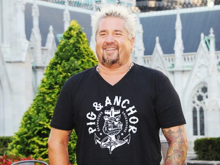 Guy Fieri Is Opening Up a Restaurant at Disney World—and Everything Is Under $7