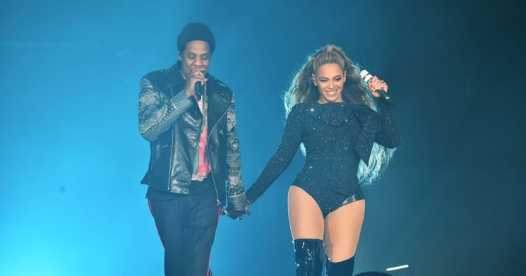 Beyonce Was the Hero Jay-Z Needed When They Got Stuck Mid-Air During a Live Performance