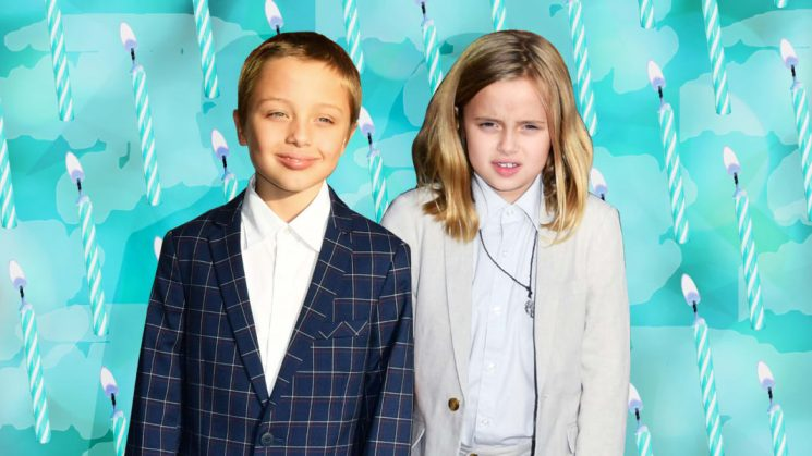 Everything We Know About Knox & Vivienne Jolie-Pitt