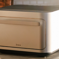This New Smart Oven Uses Light To Cook Healthy Food Super Fast