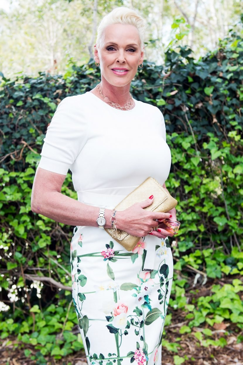 New Mom Brigitte Nielsen Turns 55 and Couldn't Be Happier: It's the 'Best Time in My Life'