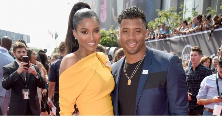 Ciara and Russell Wilson Heat Up the ESPYs After Celebrating Their Second Wedding Anniversary