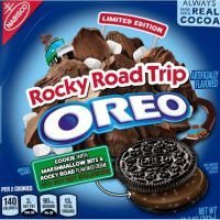 No, You're Not Dreaming — Rocky Road Oreos Are Finally Launching This Month