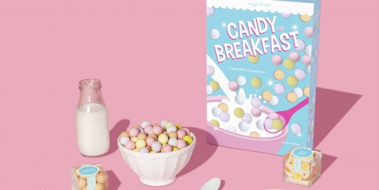 Sugarfina Just Released Cereal-Flavored Treats That You'll Want to Eat for Breakfast