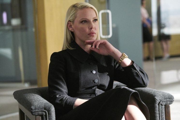 Katherine Heigl's 'Suits' Character Sounds Like The Complete Opposite Of Izzy