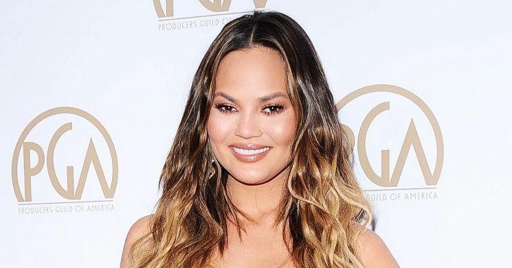 Chrissy Teigen's Baby Miles Poses Like He's Ready for a Magazine Cover