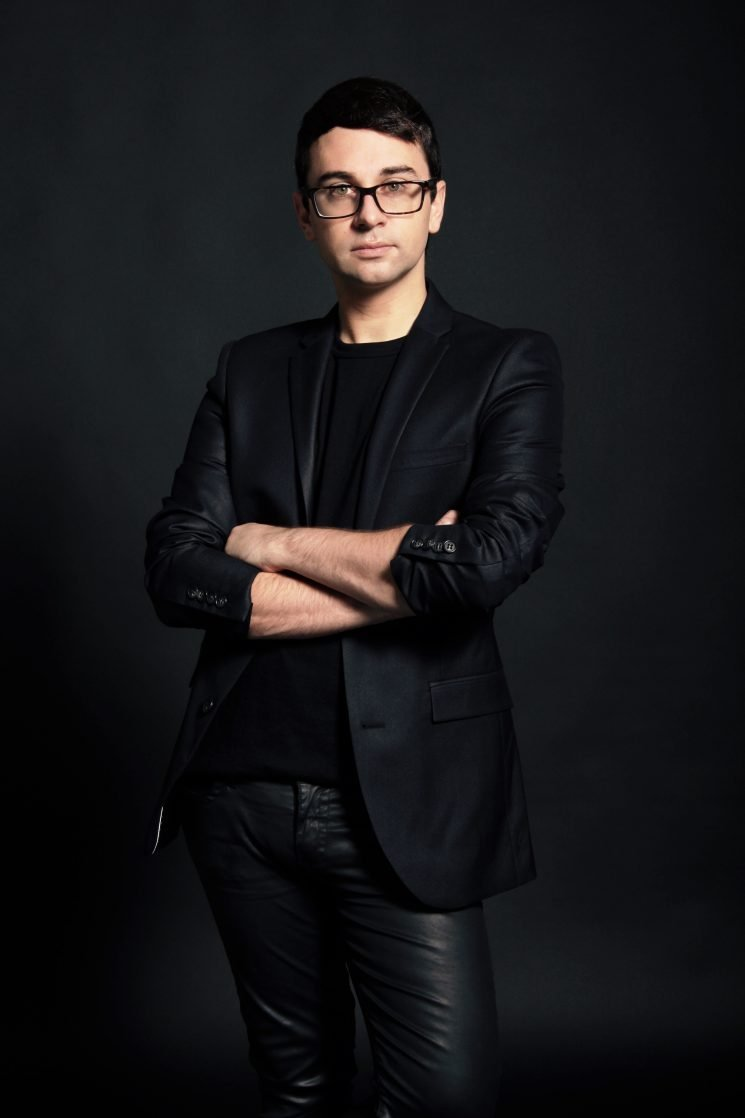 Christian Siriano Owns 'Maybe 20 Pairs' Of Glasses, But Always Wears the Same Ones Every Day