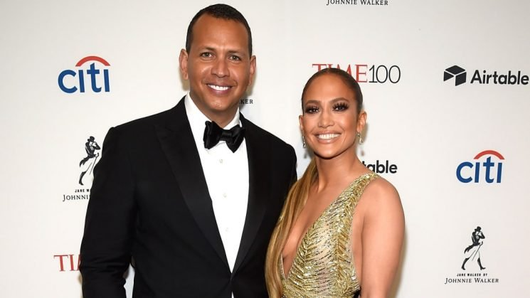 Alex Rodriguez's Kids Are Jennifer Lopez's Biggest/Littlest Fans