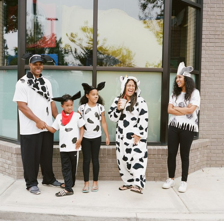 Chick-fil-A is Giving Away Free Food to Anyone Who Dresses Like a Cow Tomorrow